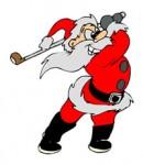 christmas-golfer
